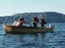 Angelboot in Namsenfjord