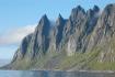 Bergwelt von Mefjord