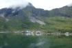 Blick nach Mefjord