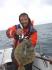 auch diese Plattfische sind bei Anglern gern gesehen
