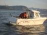 schönes GFK Angelboot Arvor