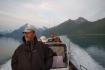 auf dem Weg zu den Fanggründen Norwegens
