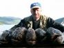 grimmig dreinblickende Gesellen: fette Seewölfe