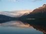 gigantischer Fjord