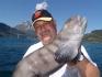 Angler hat bei diesem Seewolf gut lachen