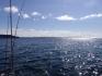 Bootsfahrt in Norwegen