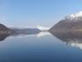 ruhige See in Norwegen
