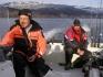 auf großer Fahrt nach Norwegen
