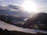 dafür ist Norwegen bekannt: Sonne, Meer, Berge