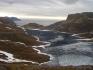 tief geschnittener Fjord