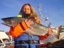 ein Lachs aus Norwegen