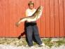 auch Frauen können angeln