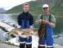Doppelerfolg im Norwegenurlaub