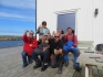 Gesellige Truppe Traena Arctic Fishing