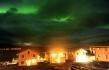 Mikkelvik Brygge Nordlicht