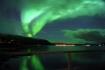 Nordlicht Mikkelvik