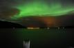 tolles Naturschauspiel Nordlicht Mikkelvik