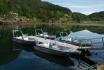 Angelboote in Møst Sjøstuer