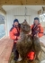 Nordskot Brygge - 80 kg und 22 kg Heilbutt