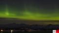 schimmerndes Licht Din Tur Nordlicht