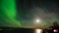 traumhaftes Nordlicht in Norwegen