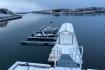 Der Vestfjord im Wintermodus aber voller Fisch