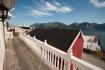 Mefjord Brygge Ole Wang Blick vonder Terrasse