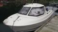 schönes GFK Angelboot