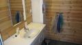 Orisbrygga Westnorwegen: Badezimmer