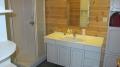 Westnorwegen Orisbrygga: Badezimmer