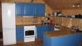 Westnorwegen Orisbrygga: Küche zum Braten von leckerem Fisch