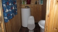 Westnorwegen Orisbrygga: WC