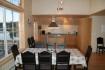 Polarcirkelen Fiskecamp 100qm Ferienappartement: Wohnbereich