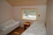 Polarcirkelen Fiskecamp 50qm Ferienappartement: Schlafzimmer