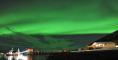 Nordlicht über Ringvassøy