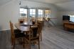 Ferienappartement Roan Rorbuer: Essbereich