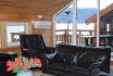 Romsdalsfjord Lodge Ferienhaus Couchecke