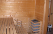 Romsdalsfjord Lodge Ferienhaus Sauna
