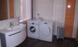 Romsdalsfjord Lodge Ferienhaus Waschmaschine vorhanden