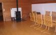 Romsdalsfjord Lodge Ferienhaus großer Esstisch