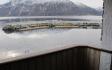 Romsdalsfjord Lodge Ferienhaus toller AUsblick