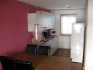 Rørvik Rorbuer 55qm Appartement: Küche mit Essbereich