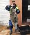 Rotsund Seafishing Butt auf Butt