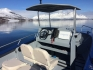 Rotsund Seafishing 670 Steuerstand