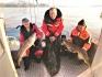 Rotsund Seafishing starkes Trio