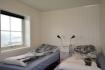 Schlafzimmer Storekorsnes Seehaus Nr. 1