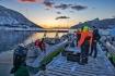 Senja Havfiskesenter Bootsteg