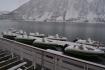 Senja Havfiskesenter neue Bootsflotte am Steg