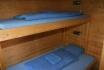 Schlafzimmer mit Stockbet