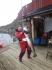 Angler Lofotbrygga mit 60 Pfund Kracher